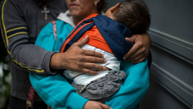 Tempers Flare Over Temporary Shelter for Undocumented Immigrant Children