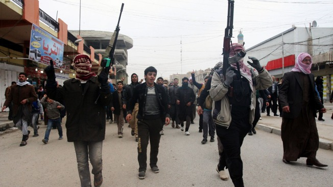 Iraqi General: Forces Will Retake Western Cities
