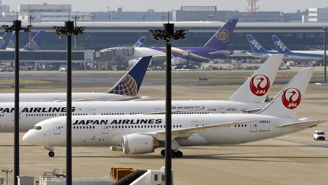Dreamliner Flight to Japan Diverted Back to San Diego Airport