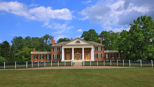Slave Quarters to Be Rebuilt at Madison's Va. Home