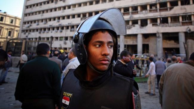 New Blast in Egyptian Capital, No Casualties