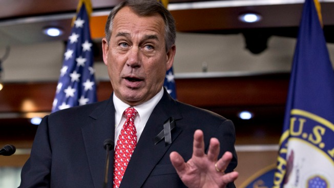 John Boehner to Visit Rain-Starved Central Valley