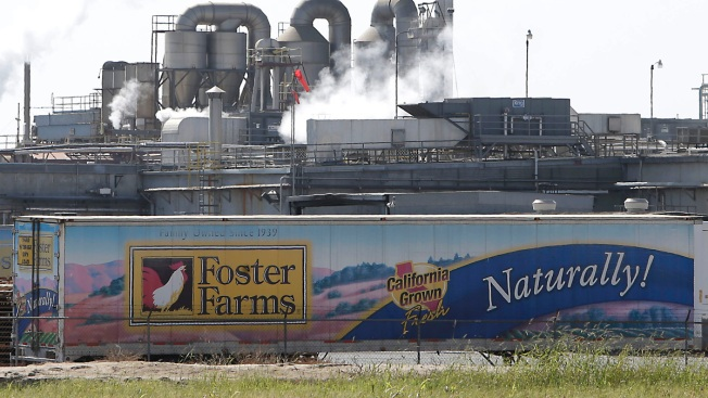 Foster Farms Updates Chicken Recall List After Salmonella Outbreak
