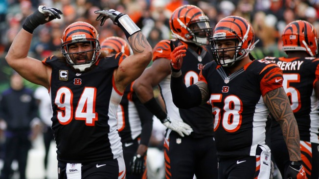 CHARGERS: Facing the Bengals again