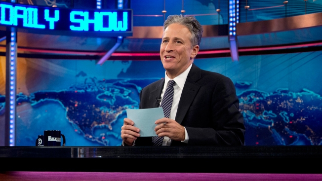 'Daily Show' TV Set to Become Daily Attraction at Newseum