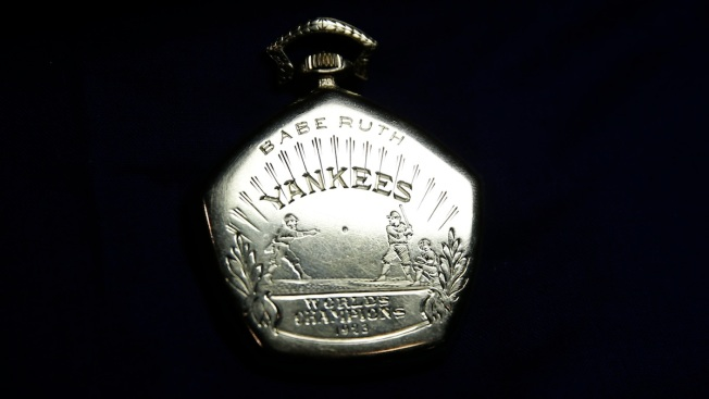 Babe Ruth's 1923 World Series Watch Coming to NY Auction