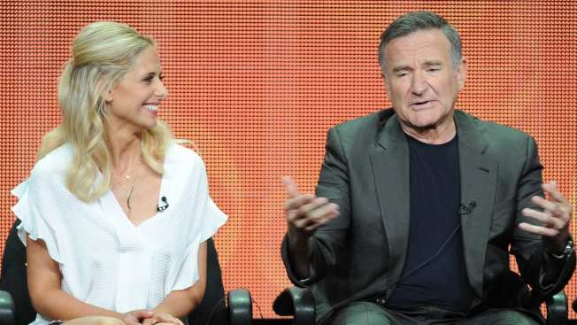 Robin Williams' Rapid-Fire Return to Sitcoms