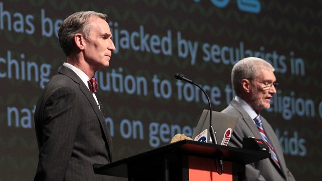 """Science Guy"" Bill Nye Defends Evolution in Debate Over Creationism"
