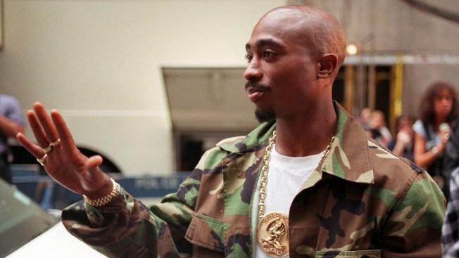 Tupac Shakur Biopic to Be Filmed in 2014