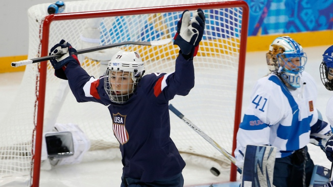 San Diego Athletes to Watch in Sochi: Saturday, Feb. 8