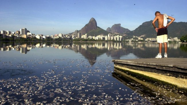 Filthy Rio Water a Threat at 2016 Olympics