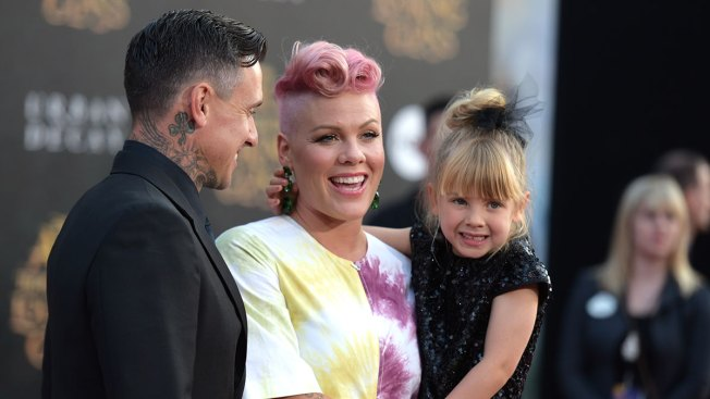 Celebrating Body Positivity, Pink Reveals Post-Baby Weight