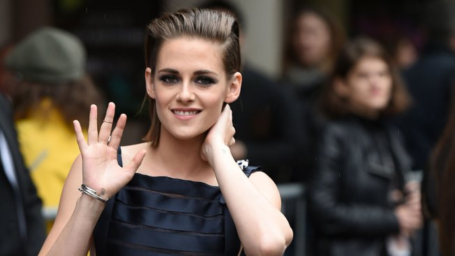 Kristen Stewart Explains Why She Went Public About Love Life
