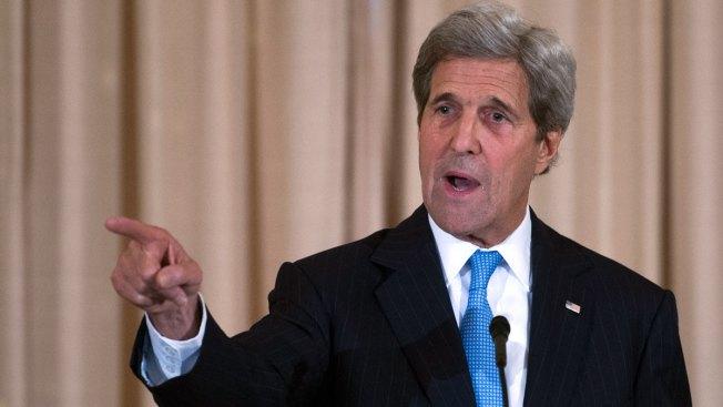 John Kerry to Graduates: 'You Are Donald Trump's Worst Nightmare'