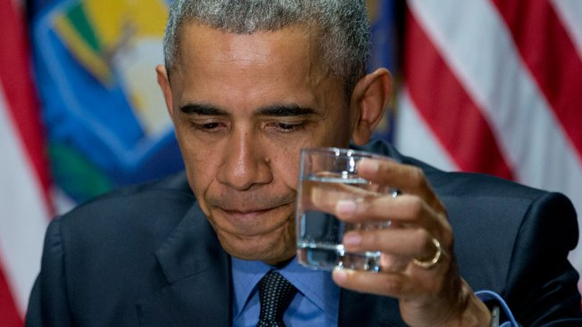 Obama Speaks in Flint, Calls for Cooperation to Fix Water Crisis