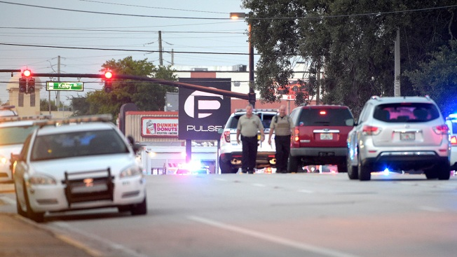 Florida Nightclub Attack Just the Latest US Mass Shooting