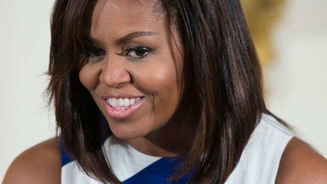 Michelle Obama and James Corden Tease 'Carpool Karaoke' With Beyonce's 'Single Ladies'