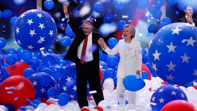 Democratic Convention Host Group Got Nearly $1M in Bonuses