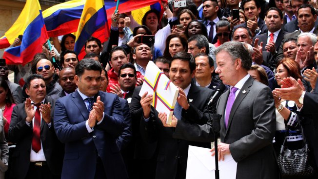 Colombian Rebels Announce Final Conference of Peace Talks