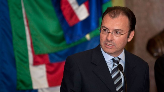 Mexico's Top Diplomat to Visit Immigrant-Friendly California