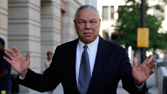 Colin Powell Calls Trump a 'National Disgrace' in Hacked Emails