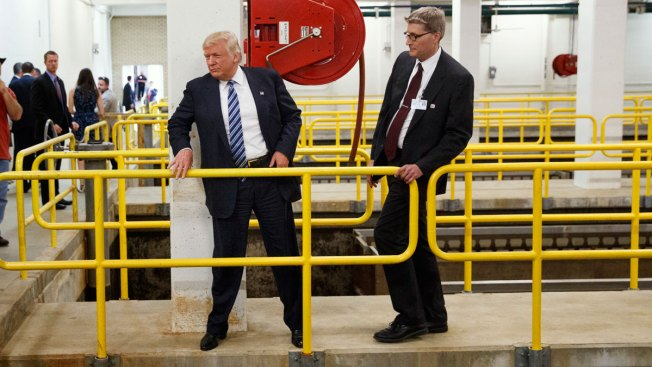 Trump Visits Flint; Mayor Not Interested in 'Photo Ops'