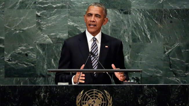 In Parting Words to UN, Obama Calls for 'Course Correction'