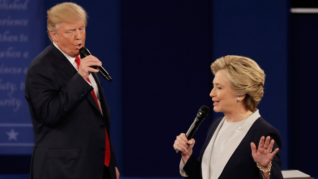 Fact-Checking the Second Presidential Debate