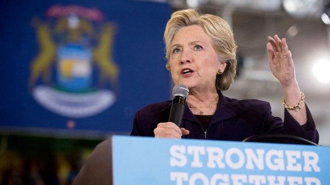 Fact Check: Clinton's Auto Bailout Falsehood