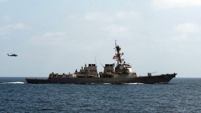 US Navy Destroyer Fired On Again Off Yemen Coast: Officials