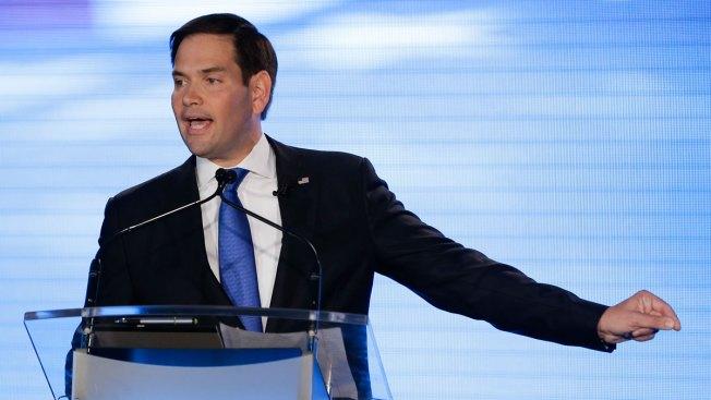 Marco Rubio Warns GOP: Don't Talk About WikiLeaks