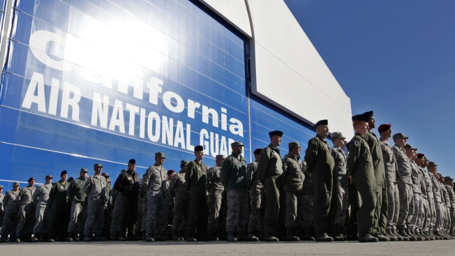 Lawmakers: Calif. Guard Troops Won't Have to Repay Bonuses