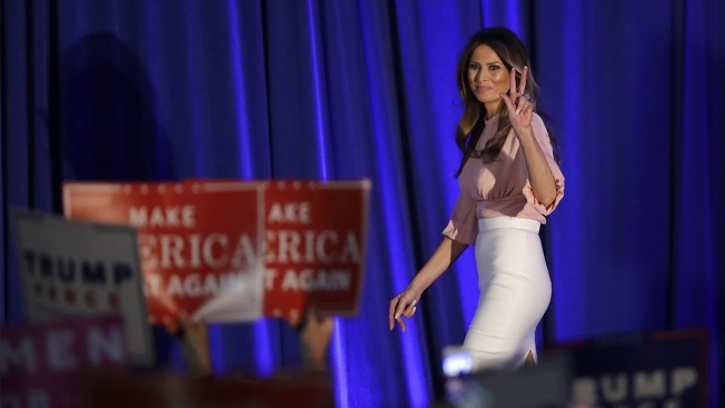 Melania Trump May Have Modeled in US Prior to Getting a Work Visa