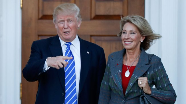 Trump Order Seeks to Limit Federal Role in K-12 Education