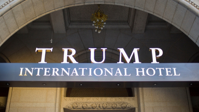 Feds: Trump Hotel in D.C. Doesn't Violate Government Lease