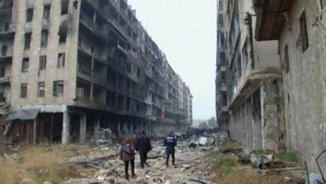 Syrian War Brought 'Slow-Motion Slaughter': Human Rights Group