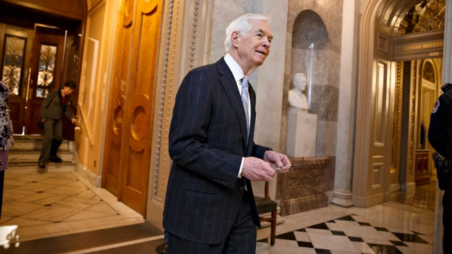 Mississippi Sen. Thad Cochran to Resign April 1