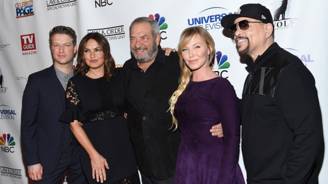 'Law and Order: SVU' Cast Celebrates 400th Episode