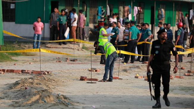 Man Carrying Explosives Killed at Checkpoint in Bangladesh