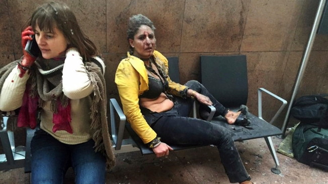 Heartbreak and Paperwork Weigh on Brussels Attack Victims