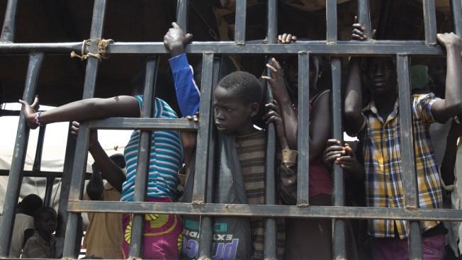 1 Million Children Refugees From South Sudan's Civil War: UN Agencies
