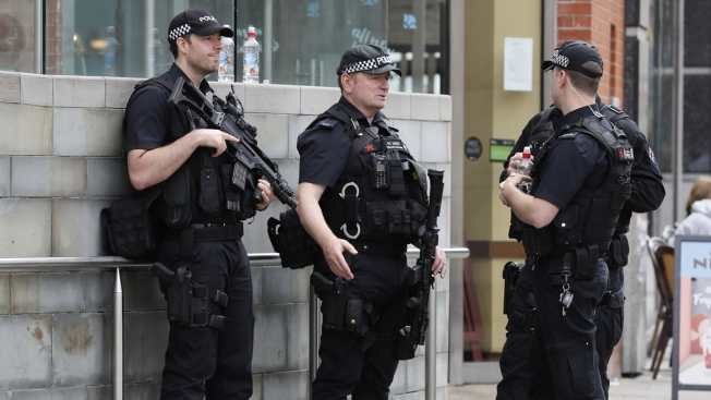 Manchester bombing: Eight arrested over terrorist attack
