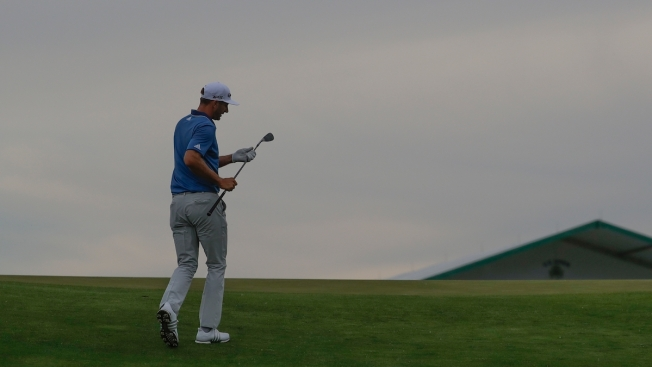 Bradley Dredge: Welsh golfer two over after US Open first round
