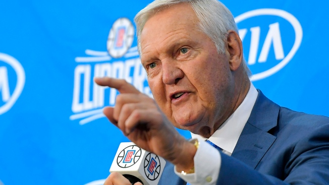 Trump: NBA's Jerry West to Get Presidential Medal of Freedom