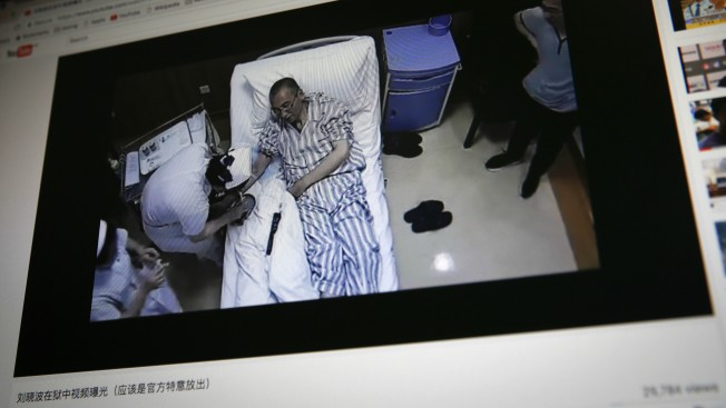 Ailing Chinese dissident Liu critically ill, breathing failing