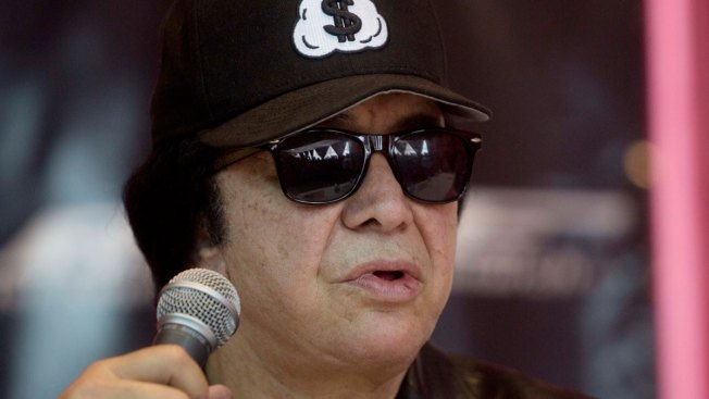 Kiss' Gene Simmons Accused of Sexual Misconduct in Lawsuit