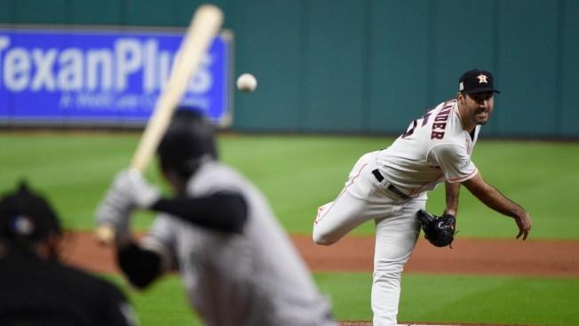 Verlander, Astros Top Yanks to Force Decisive Game 7 in ALCS