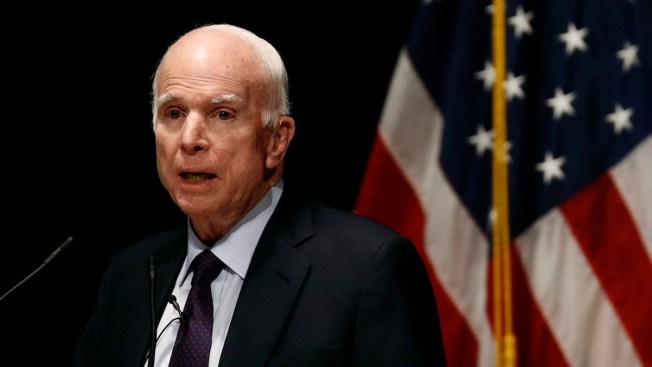 Sen. McCain Has Intestinal Surgery, Is Recovering in Phoenix