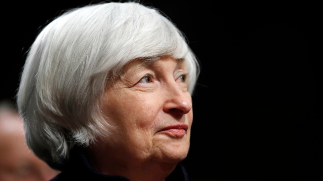 Fed chair Janet Yellen submits resignation letter