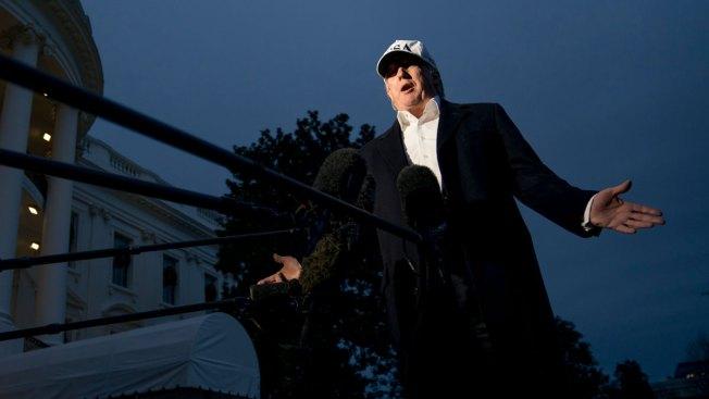 Mueller Conveys Interest in Questioning Trump: Source
